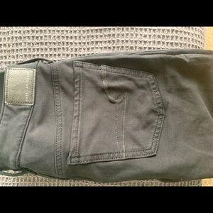 American eagle black jeans, perfect condition.